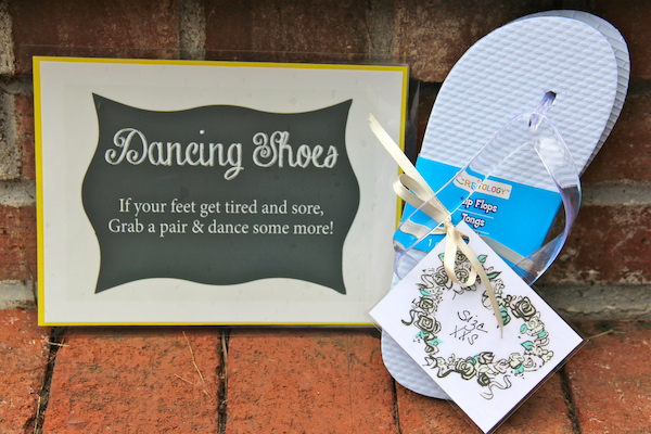 flip flops, shoes for wedding guests