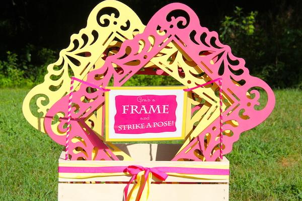 frames for wedding