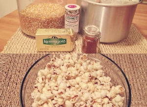 Popcorn Our Way