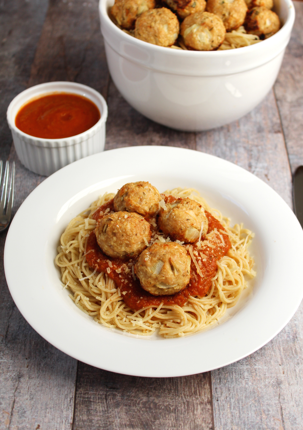 chicken-meatball