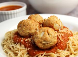 Healthy Chicken Meatballs