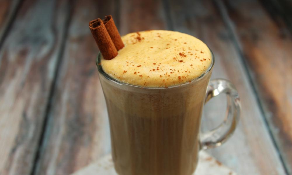 DIY PSL (Pumpkin Spice Latte)