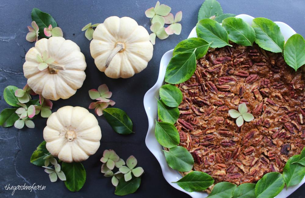 Guest Post: Pumped Up Pecan Pie