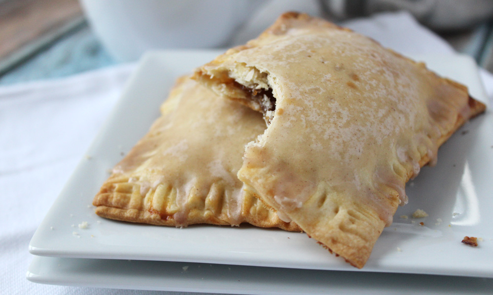 Brown Sugar Cinnamon Pop Tarts