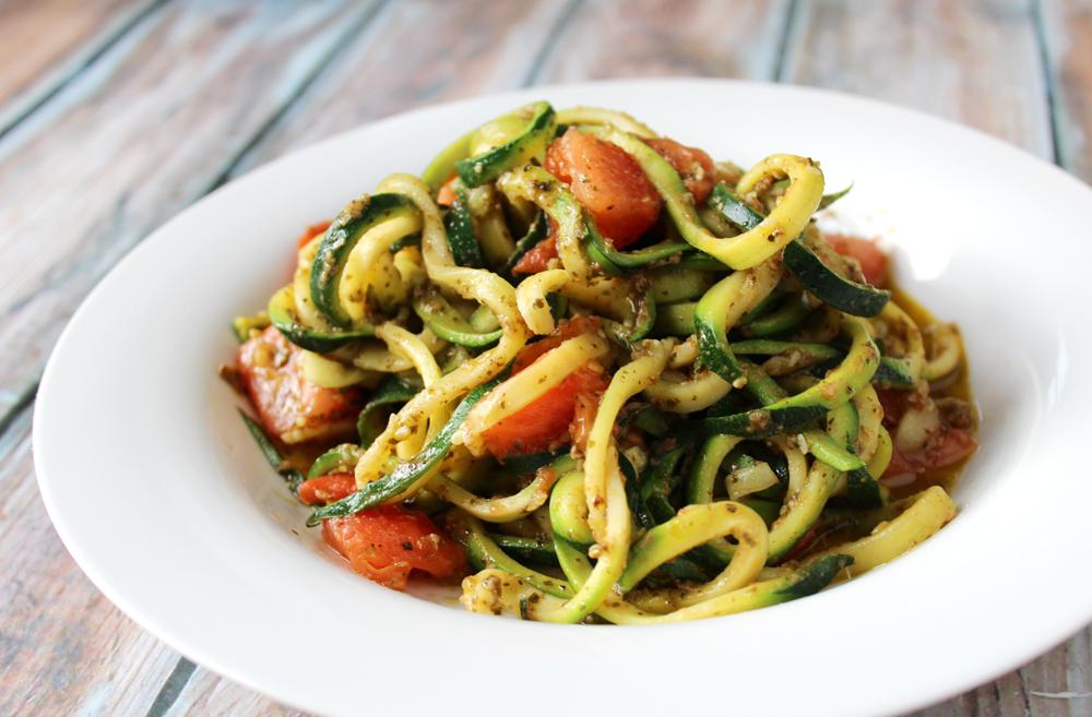 Zucchini Pasta Related Keywords & Suggestions - Zucchini Pasta Long ...