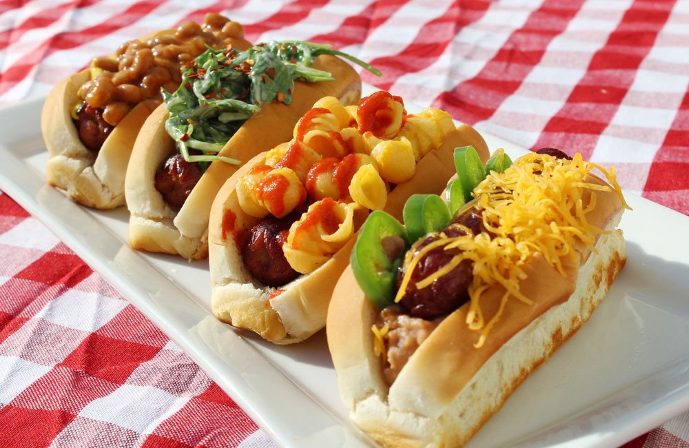 Husband Guest Post: Hot Dogs 4 Ways
