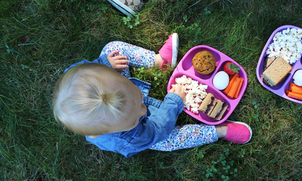 Picnic Lunch With My Girl