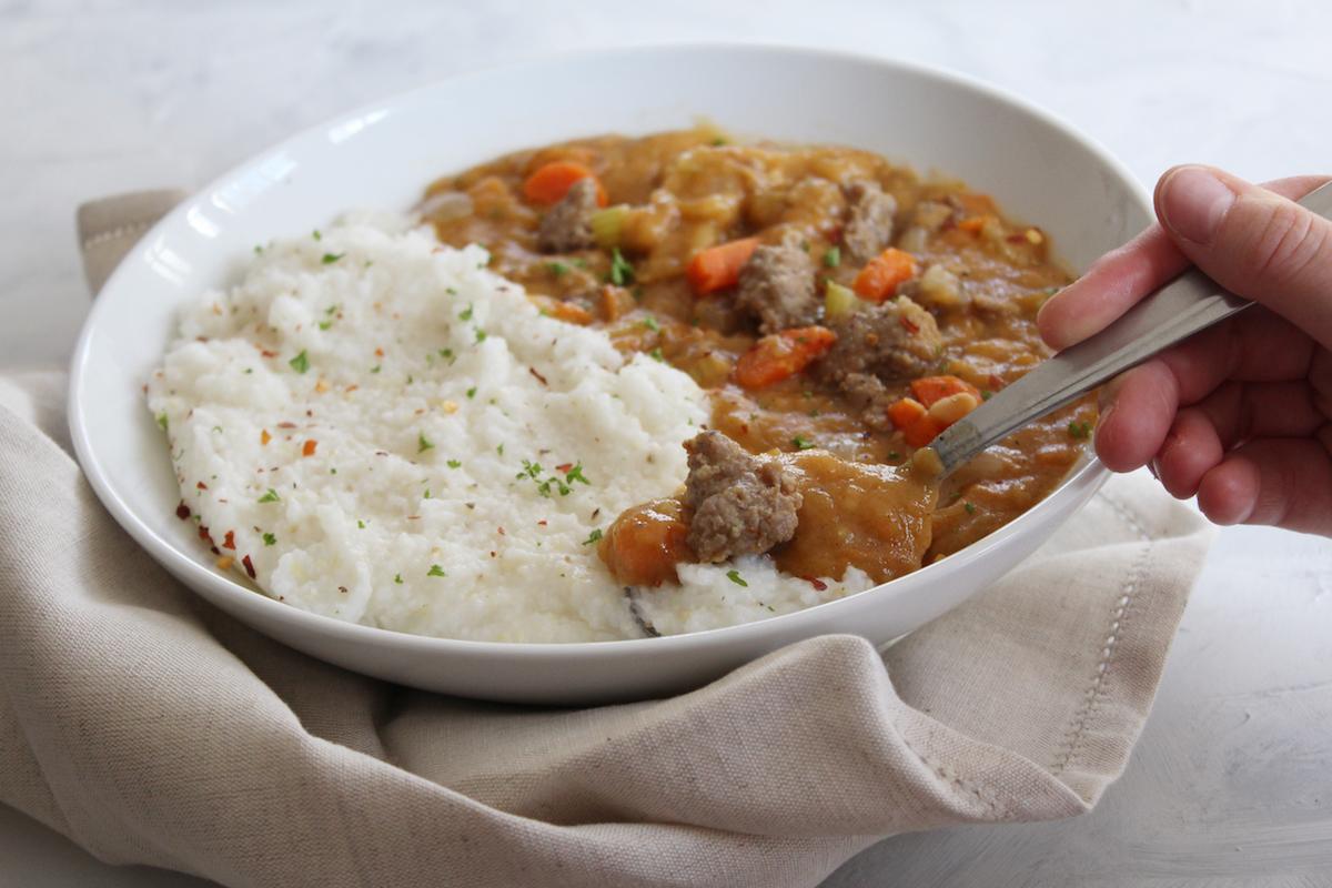 sausage gumbo