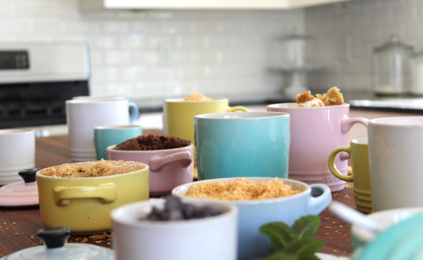 Ice Cream Party with LeCreuset
