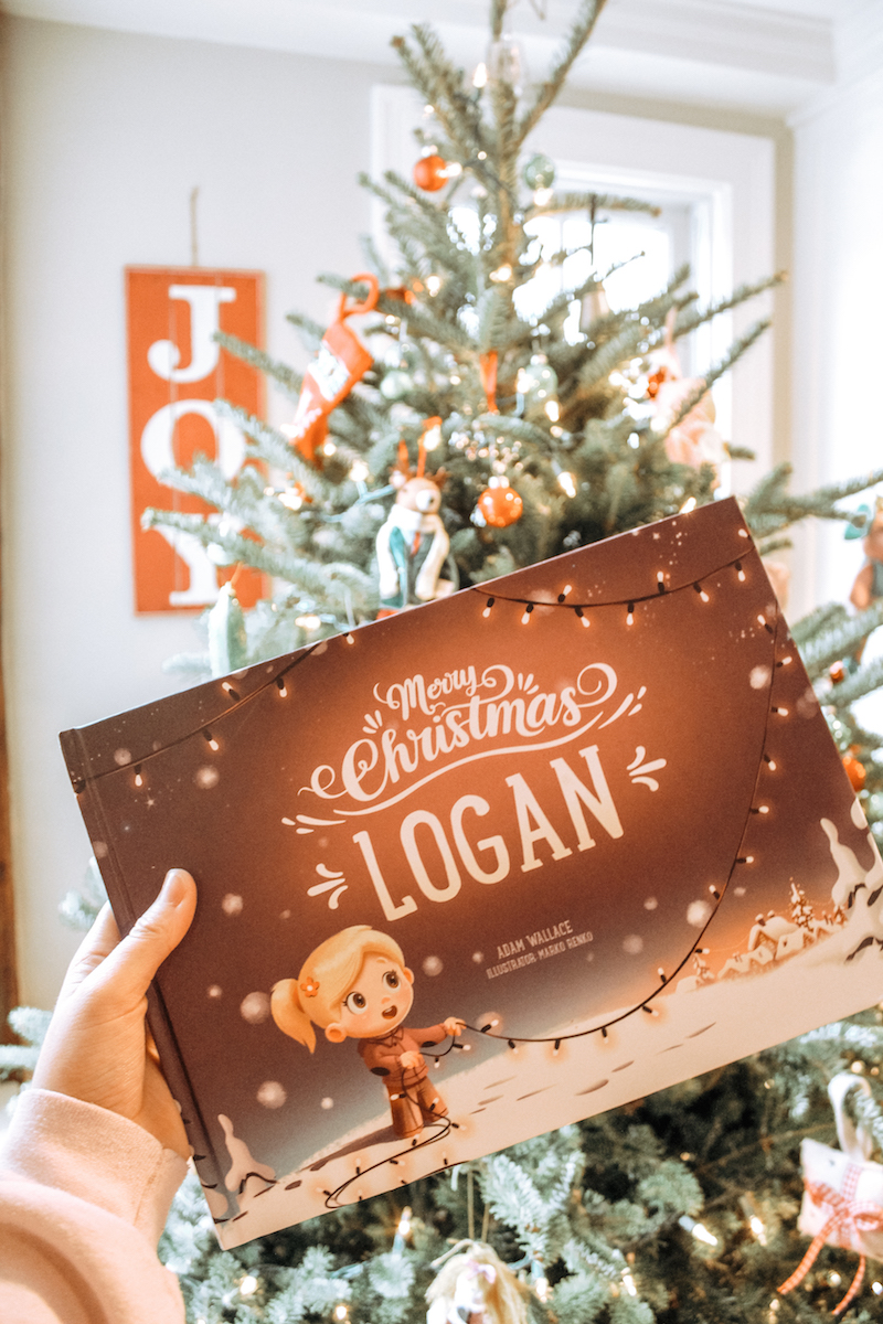 hooray heros personalized christmas book